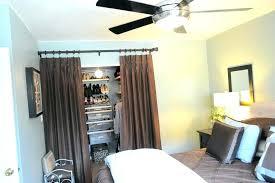 No Door Closet Ideas Bedroom Without A Closet Small Bedroom No Closet Ideas  Bedroom Closet Doors . No Door ...
