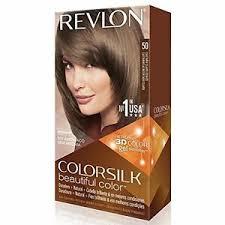 Revlon Light Ash Brown Hair Color Chart Details About 3 Pack Revlon Colorsilk Beautiful Permanent Hair Color 50 Light Ash Brown