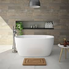 Image Double Ended Snowden 1300 Small Modern Freestanding Bath Victorian Plumbing Snowden 1300 Small Modern Freestanding Bath Victorian Plumbing Uk