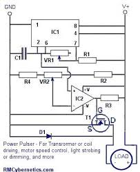 diy homemade power pulse controller rmcybernetics pulse generator