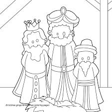 Christmas Gingerbread Man Coloring Pages 1 453 Free Printable