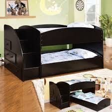 kids low loft bed.  Loft Decorating Good Looking Low Bunk Beds With Stairs 21 Black Loft For Kids  Low Loft Bunk To Bed