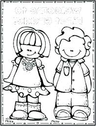 Free Coloring Pages For First Grade Good Coloring Pages For First