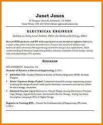 Electrical Engineering Resumes Gorgeous 48 Entry Level Electrical Engineering Resume Business Opportunity