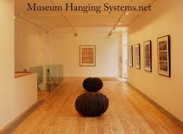 museum and gallery hanging systems