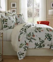 Shop for Southern Living In Bloom Collection Jardin Botanical & Bird-Print  Satin Comforter Mini