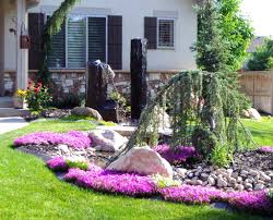 Small Picture Simple Front Garden Ideas Melbourne Design By West Advance Inside