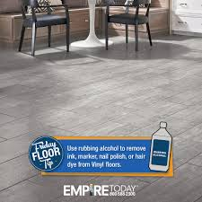 use isopropyl rubbing alcohol to help remove hair dye and other sns from vinyl floors pic twitter q765hq5uab