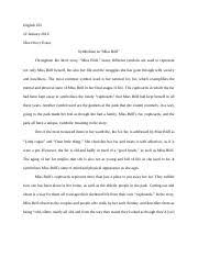 miss brill characters analysis mike shields miss brill 2 pages miss brill short story essay