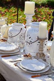 Importance Of Table Setting 5 Interesting Ways To Use Napkins And Napkin Rings A Tablescape