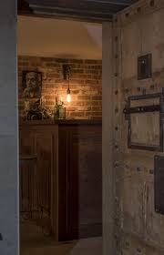 Interior Design Medieval Atmospheric Basement Medieval Design Cellar Bar Rustic