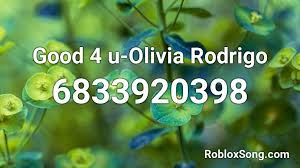 The game developers have not provided the process to redeem codes. Good 4 U Olivia Rodrigo Roblox Id Roblox Music Codes