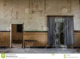 interior school doors. Royalty-Free Stock Photo Interior School Doors E