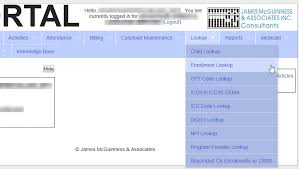 attandance list view attendance list cpseportal