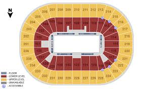 Hamilton Firstontario Centre Seating Chart Www
