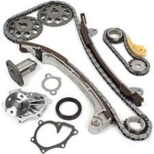 Amazon.com: CNS TK1090 New Timing Chain Kit without Gears for Toyota ...