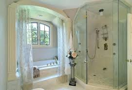 corner shower ideas curtain. Perfect Shower Appealing Corner Shower Curtain Image Of Ceiling  Rod Rail Track Style And Ideas A