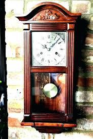 wall clocks chime clock seiko uk pendulum