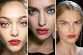 2016 spring summer 2017 makeup trends candy apple lipstick cur
