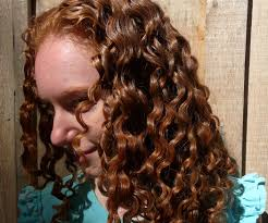 Dry Curls Hair Style homemade flaxseed hair gel for curly frizzy hair 7 steps with 6913 by wearticles.com