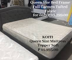 PRE HOLIDAY DEALS Affordable Bed Frame... - HMR Circuit Makati ...