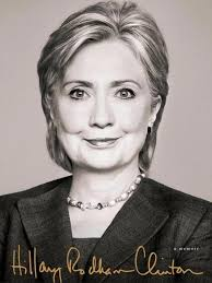 hillary clinton s book hard choices is about her years as secretary of without makeup you