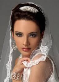 Svatební účesy Se Závojem A S Ránou