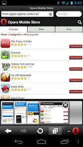 The opera mini browser for android lets you do everything you want online without wasting your data plan. Download Opera Mini Web Browser 7 5 1 Free For Android Timesnew