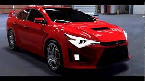 mitsubishi evo 2016. 20162017 mitsubishi evo x final edition new sport car overviews release date youtube evo 2016