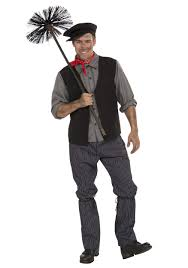 Chimney Sweeper Mens Chimney Sweep Costume