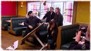 picture of a fight on gordon ramsay s kitchen nightmares show between don and vic at fiesta