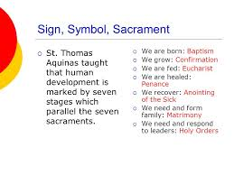 Form And Matter Of Sacraments Chart Catholic Essentials Chapter 5 The Sacraments Of Christ Ppt