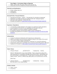 Best Free Resume Builder Free Resume Templates Builder Printable Download Cv Format 95