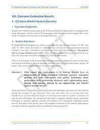 el sistema formative and outcome evaluation final report draft