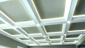 coffered ceiling lighting. Perfect Ceiling Related Post Coffered Ceiling Lighting Led Lights Recessed  To Coffered Ceiling Lighting L
