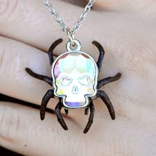zelda skulltula necklace shut up and