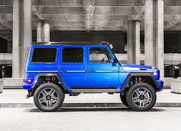 Pricing for the base g550 starts around $123,000, but the g550 4x4 squared has a starting price of $225,925. 2018 Mercedes Benz G550 4x4 Squared Review 230 000 And Worth Every Penny In Shock Value Alone