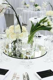 centerpieces for round tables captivating wedding reception round table decorations within decoration ideas