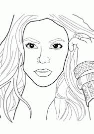 Small Picture Celebrities coloring pages for kids free printable coloring books