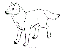 Coloring pages for wolf (animals) ➜ tons of free drawings to color. Wolf Coloring Pages And Printable Activities
