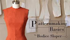 Pattern Making Classes Extraordinary Patternmaking Basics The Bodice Sloper Sewing Class Craftsy