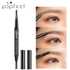 <b>POPFEEL</b> Double <b>Head</b> Automatic makeup <b>eyebrow</b> Pencil+ ...