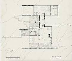 modern architecture blueprints. Delighful Modern Robinson House Marcel Breuer  Modern Architecture Blog Throughout Blueprints H