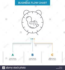 Delivery Flow Chart Delivery Time Baby Birth Child Business Flow Chart