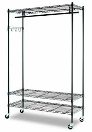 Heavy Duty Coat Rack Top Great Bedroom Best Rolling Racks Garment Rack Clothing On Wheels 34