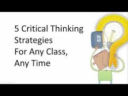 How to Develop Critical Thinking Skills  with Pictures    wikiHow Pinterest Picture