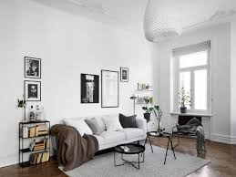 Black and white Scandinavian living room | LIVING ROOM - BLOG ...