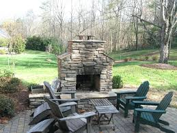 outdoor stone fireplace designs pictures plans free construction diy outdoor brick fireplace plans do it yourself