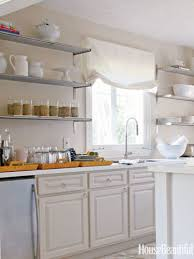 updating your kitchen without spending a lot of money new hardware pulls and open shelving
