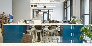 modern office storage. building block collection modern office storage